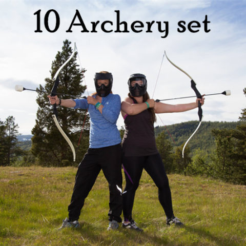 Archery tag equipment for sale