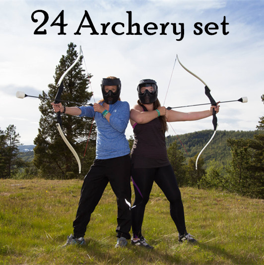 archery tag set